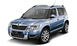 mandataire auto skoda yeti. Black Bedroom Furniture Sets. Home Design Ideas
